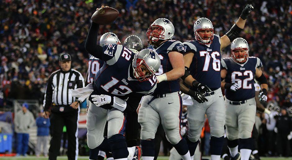 10 Gründe, die New England Patriots zu mögen - Bildquelle: 2015 Getty Images