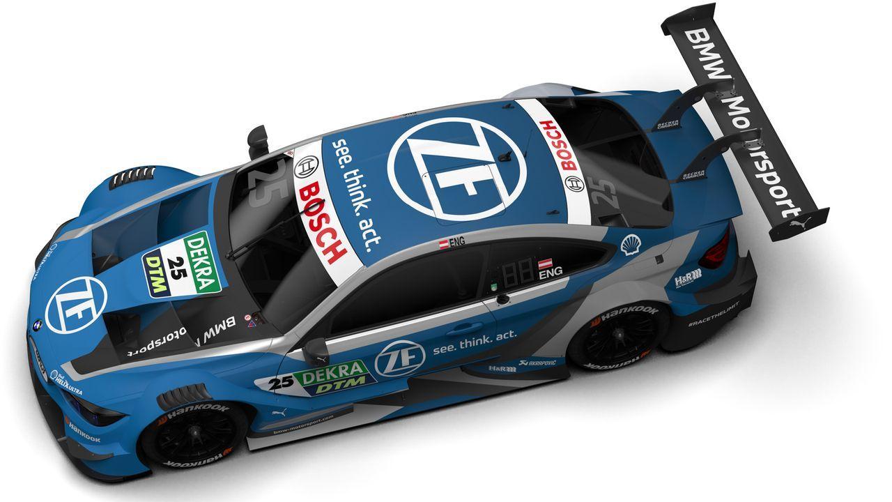 Philipp Eng - Bildquelle: BMW