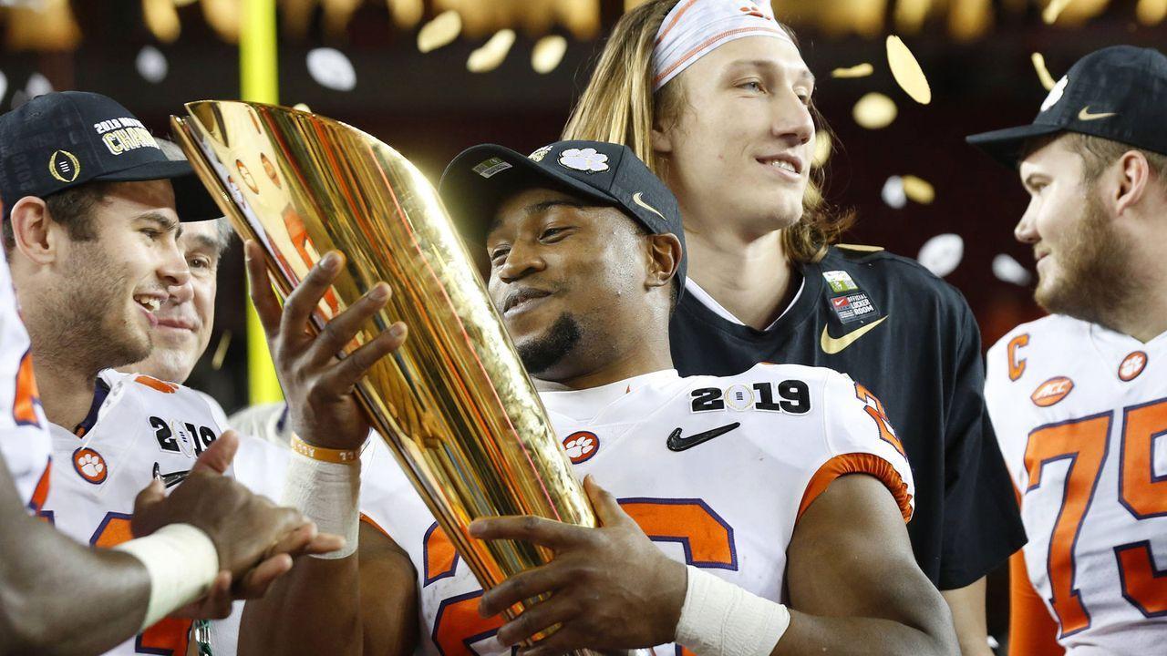 College Football: Wer kommt in die Playoffs? - Bildquelle: imago