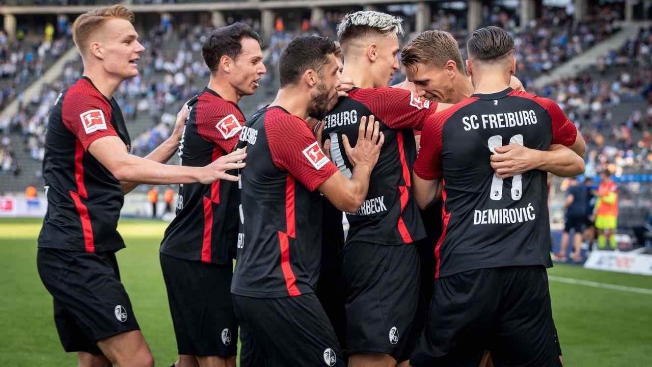SC Freiburg (Deutschland) - Bildquelle: Imago