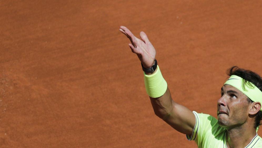 Nadal besiegte den deutschen Yannick Maden ohne Mühe - Bildquelle: AFPSIDTHOMAS SAMSON