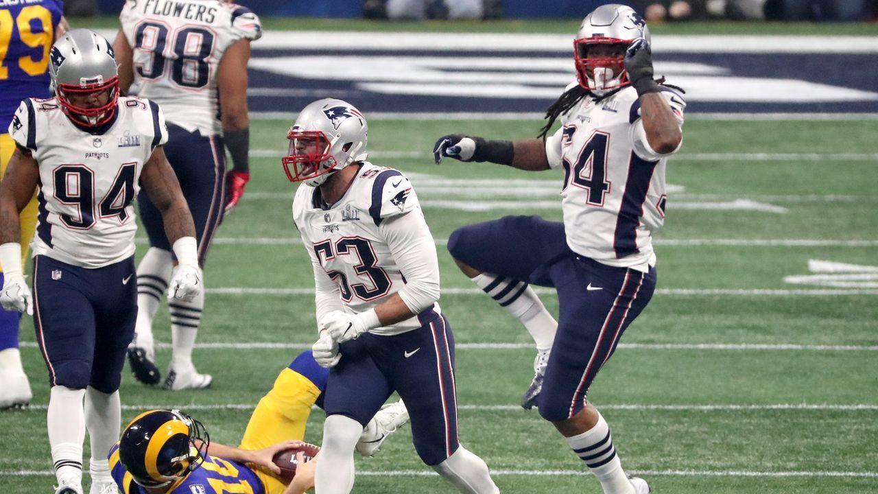 New England Patriots - Kommt die Defense wieder auf das alte Level?  - Bildquelle: 2019 Getty Images