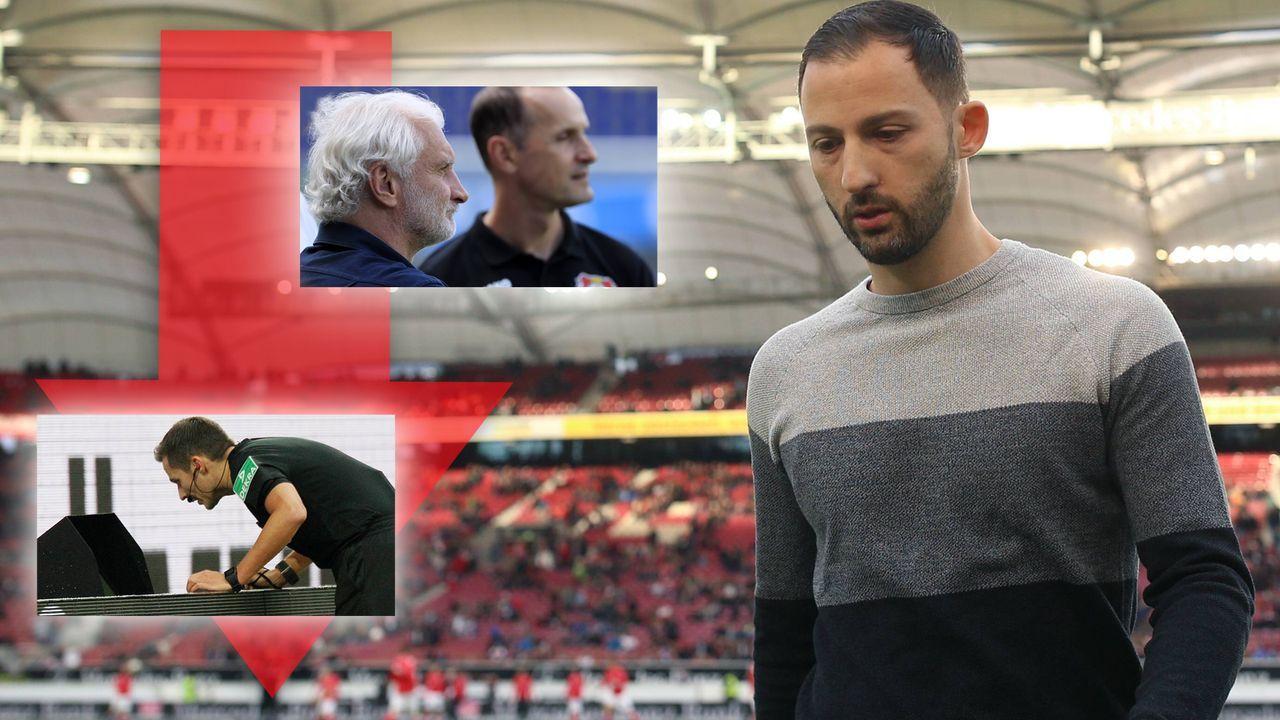 Die Flops der Bundesliga-Hinrunde 2018/19 - Bildquelle: imago/RHR-Foto