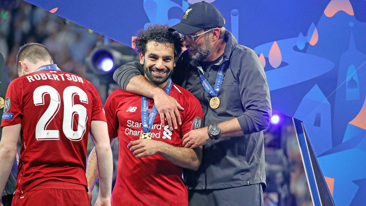 Platz 3: FC Liverpool