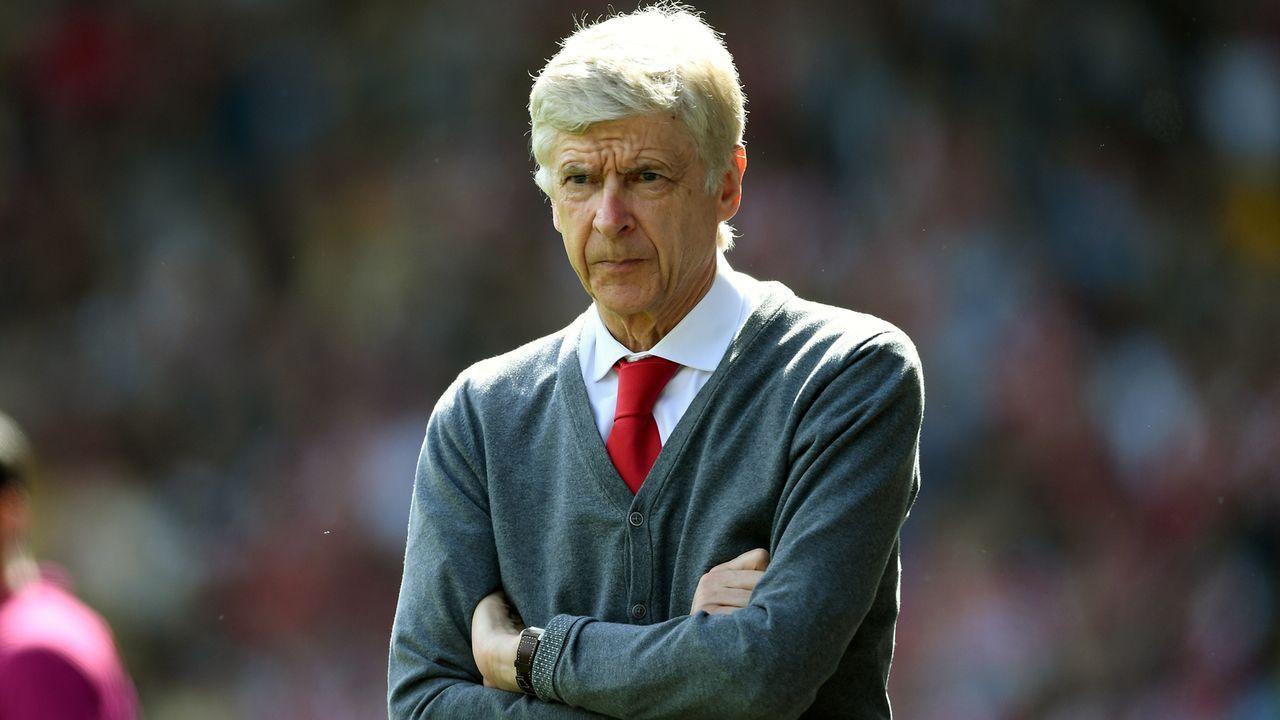 Arsene Wenger (vereinslos) - Bildquelle: 2018 Getty Images