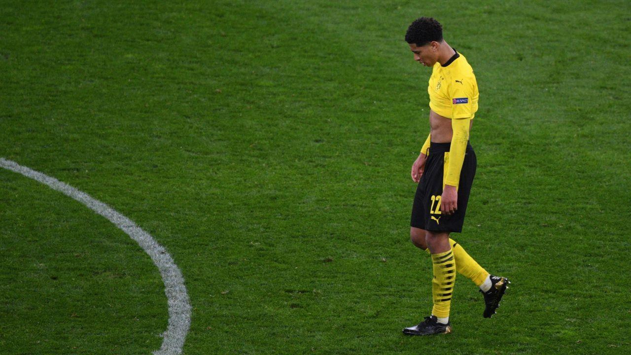 Nach CL-Ausscheiden: Dortmunder Spieler in der Einzelkritik - Bildquelle: imago