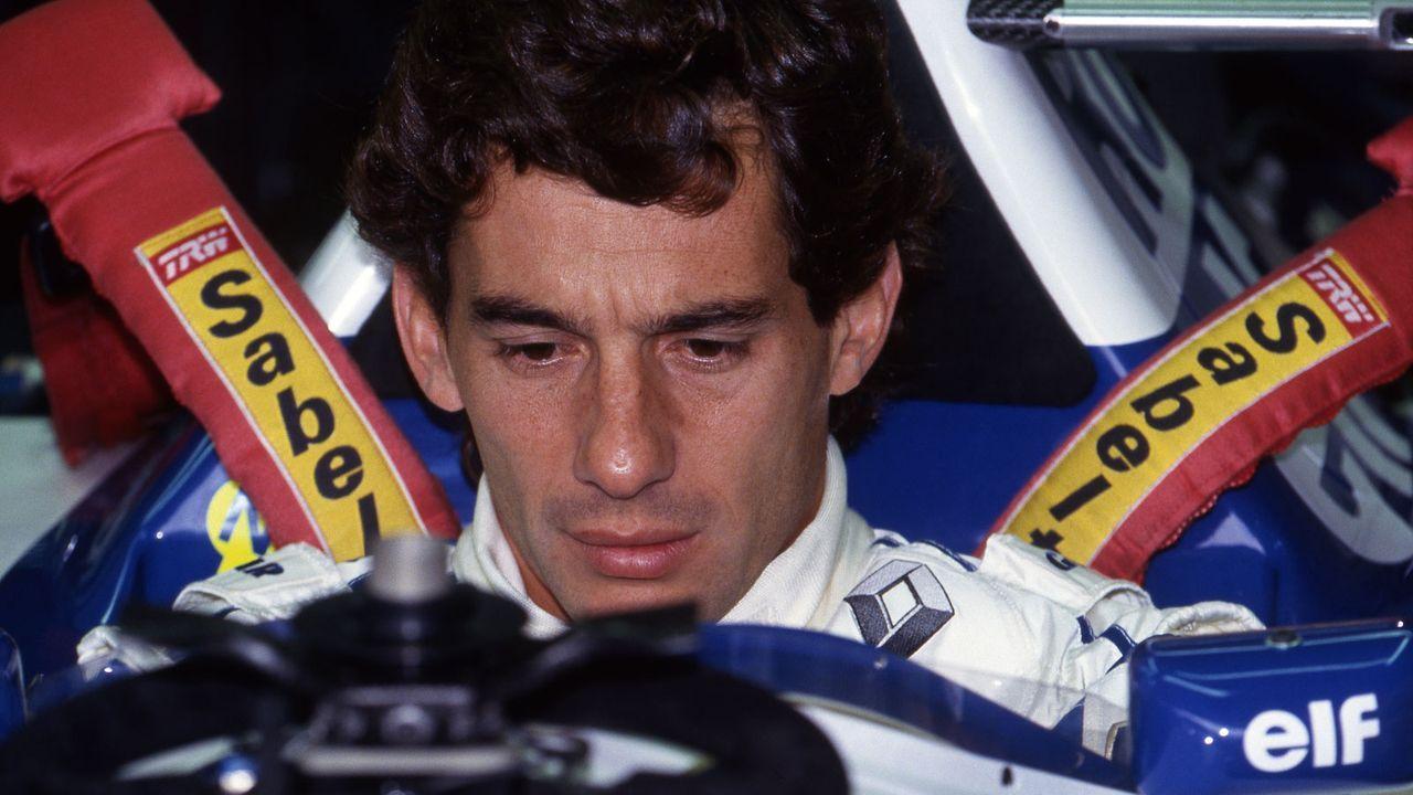 Ayrton Sennas letztes Rennen - Bildquelle: imago images/Motorsport Images