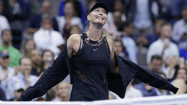 Maria Sharapova - Bildquelle: imago/UPI Photo