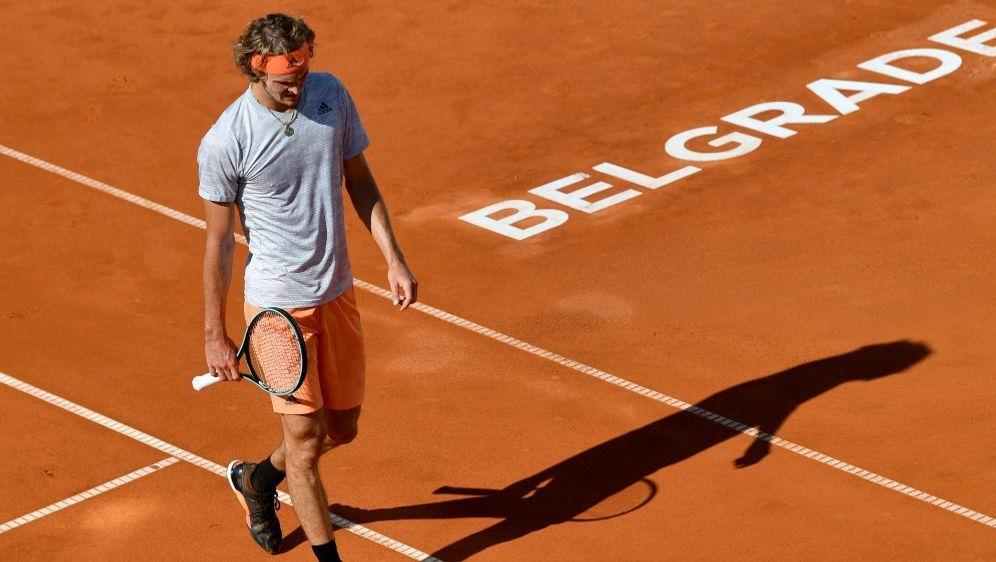 Zverev unterliegt Djokovic und verpasst den Finaleinzug - Bildquelle: AFPSIDANDREJ ISAKOVIC