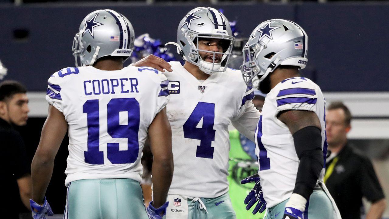 Platz 1: Dallas Cowboys - Bildquelle: 2017 Getty Images