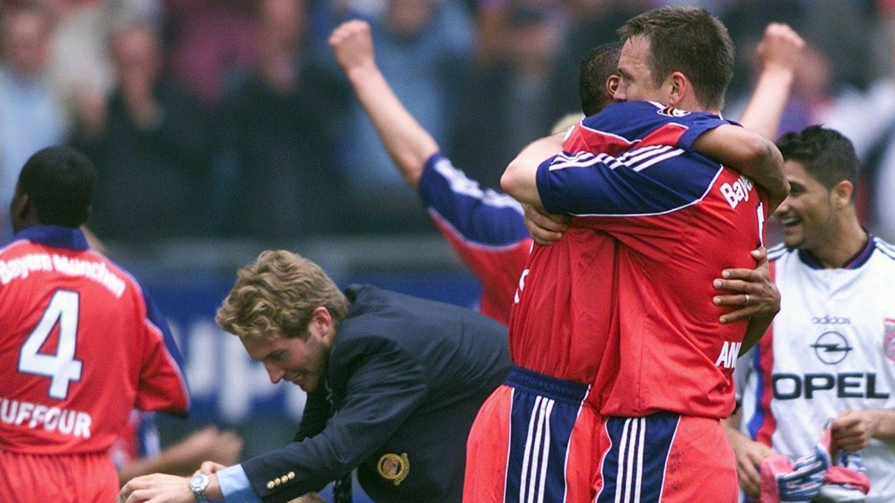 FC Bayern München (Saison 2000/01) - Bildquelle: imago sportfotodienst