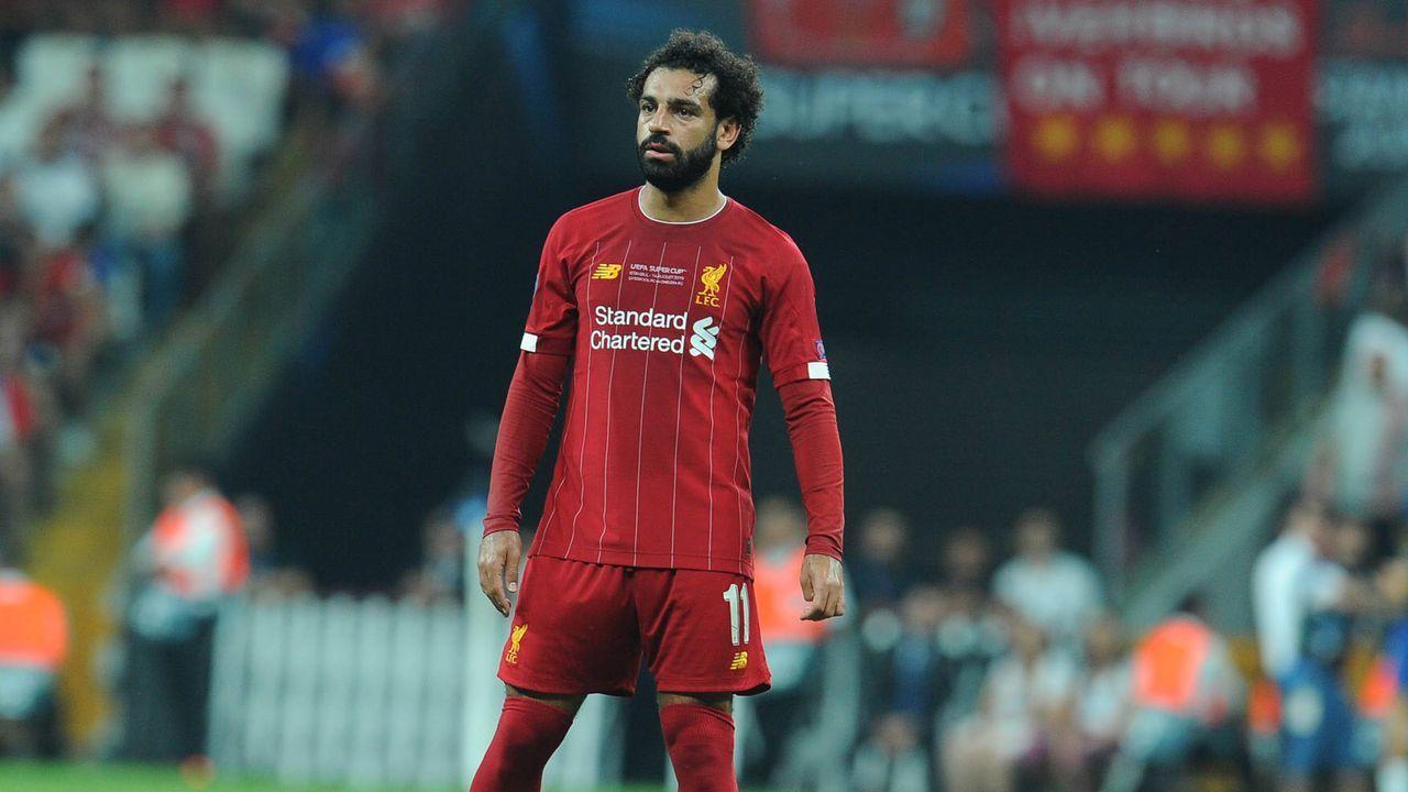 Mohamed Salah (FC Liverpool) - Bildquelle: imago
