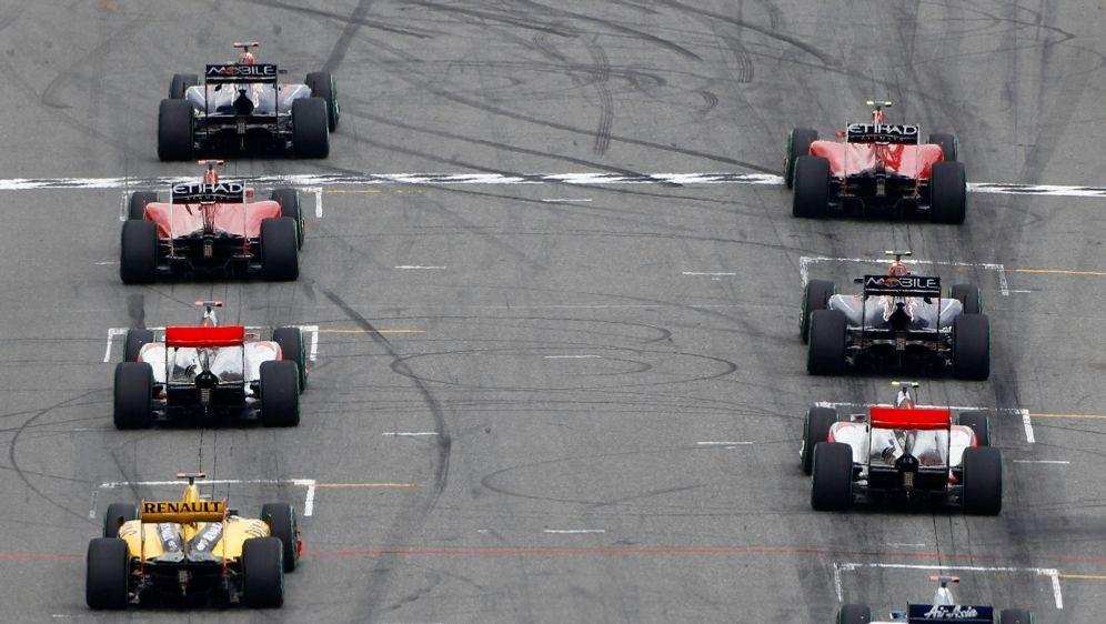 Formel 1 einigt sich offenbar auf Budgetobergrenze - Bildquelle: PIXATHLONPIXATHLONSID