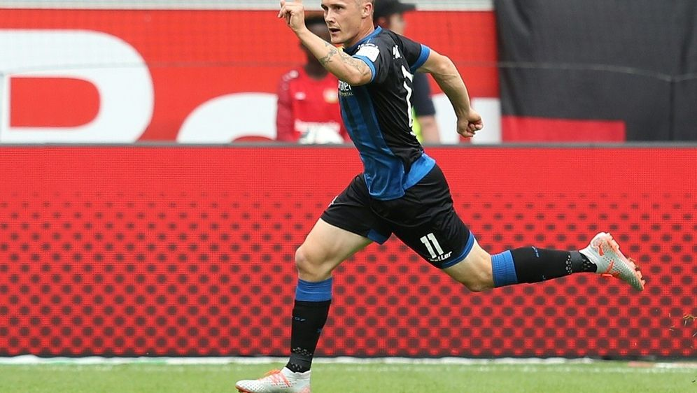 Sven Michel erzielte den Siegtreffer in der 90. Minute - Bildquelle: FIROFIROSID