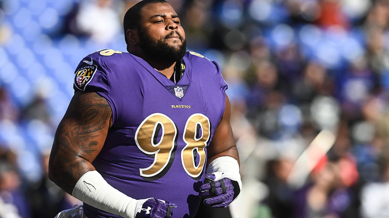 Brandon Williams (Baltimore Ravens) - Bildquelle: imago/ZUMA Press
