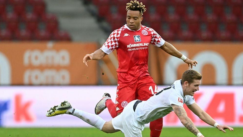 Pierre Kunde Malong verlässt Mainz 05 - Bildquelle: AFPSIDCHRISTOF STACHE