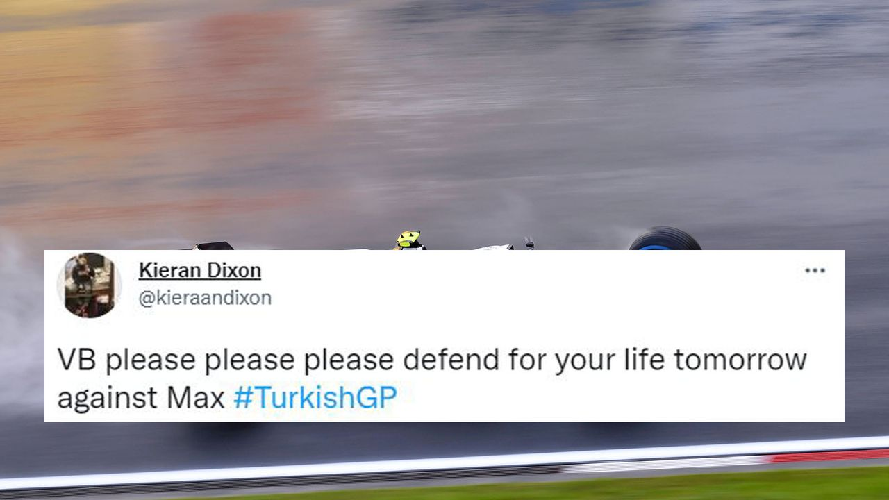 Die Netzreaktionen zum Türkei-Qualifying - Bildquelle: imago images/Laci Perenyi