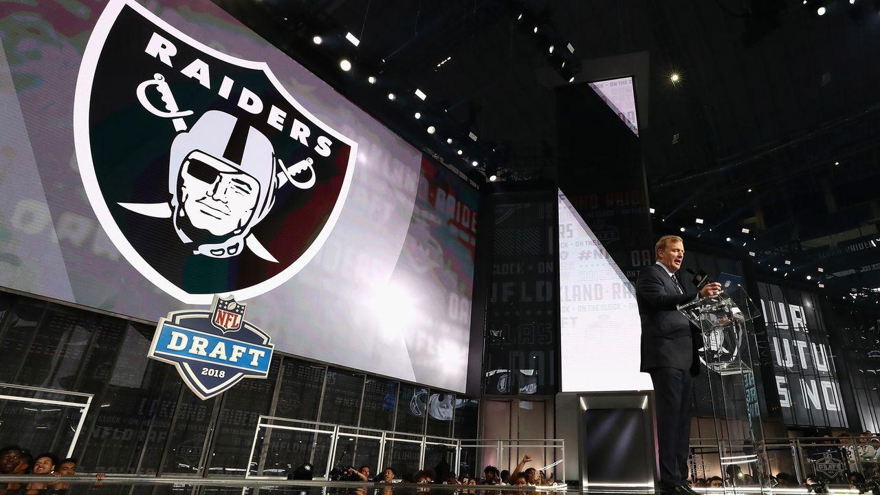 Las Vegas Raiders - Bildquelle: 2018 Getty Images