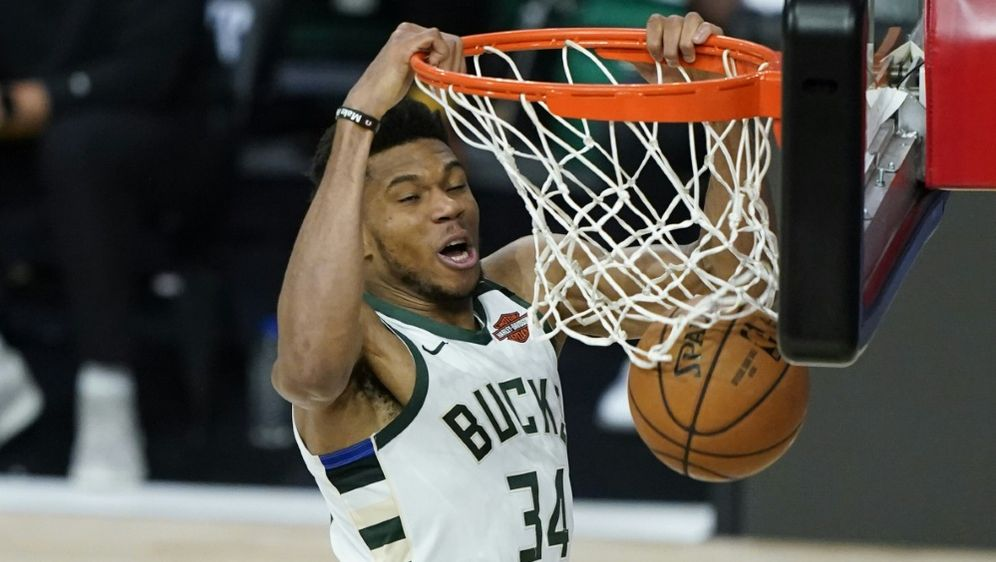 Die Bucks müssen vorerst auf Zuschauer verzichten - Bildquelle: AFPGETTY SIDPOOL