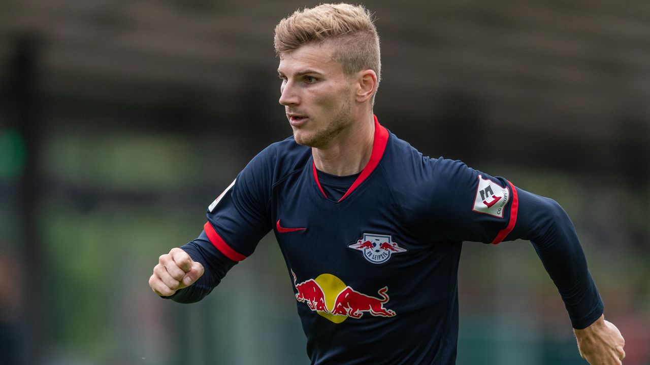 Tim Werner (RB Leipzig) - Bildquelle: 2019 Getty Images
