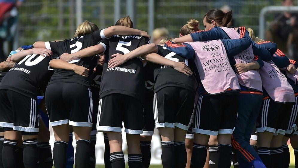FFC-Frauen bald Teil der Eintracht - Bildquelle: pixathlonpixathlonSID