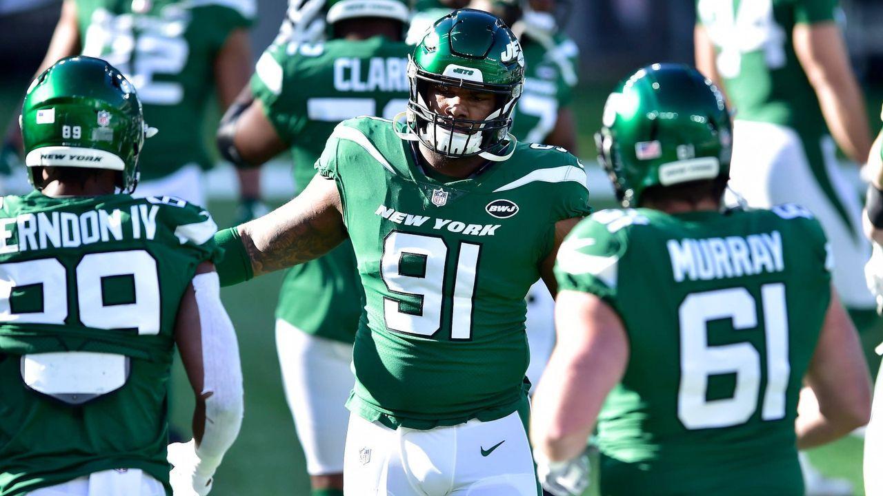 John Franklin-Myers (New York Jets) - Bildquelle: Imago