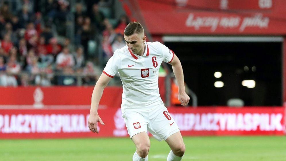 Kacper Koslowski ist der jüngste Spieler der EM-Historie - Bildquelle: FIROFIROSID