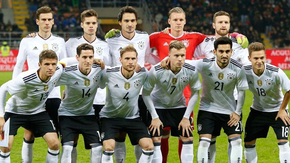 Wann Spielt Deutschland Gegen Brasilien