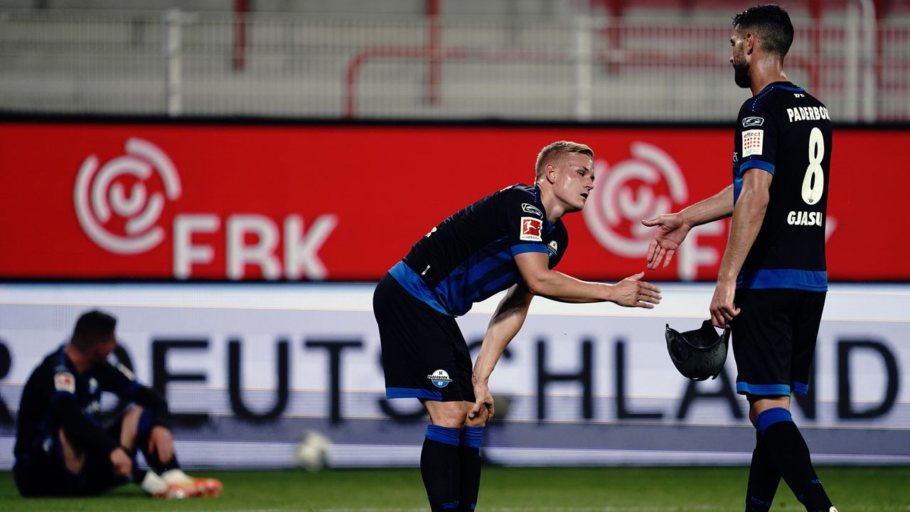 SC Paderborn (Bundesliga/Deutschland) - Bildquelle: 2020 Getty Images
