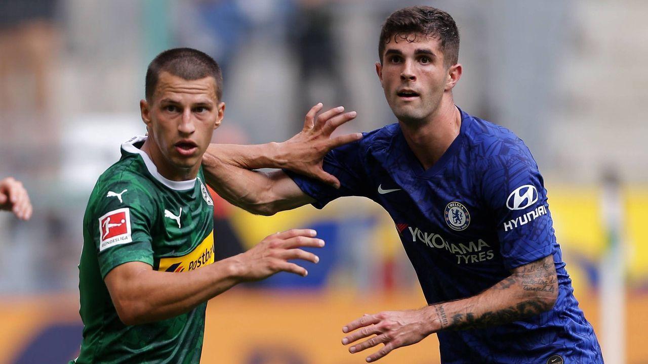 FC Chelsea  - Bildquelle: imago images / eu-images