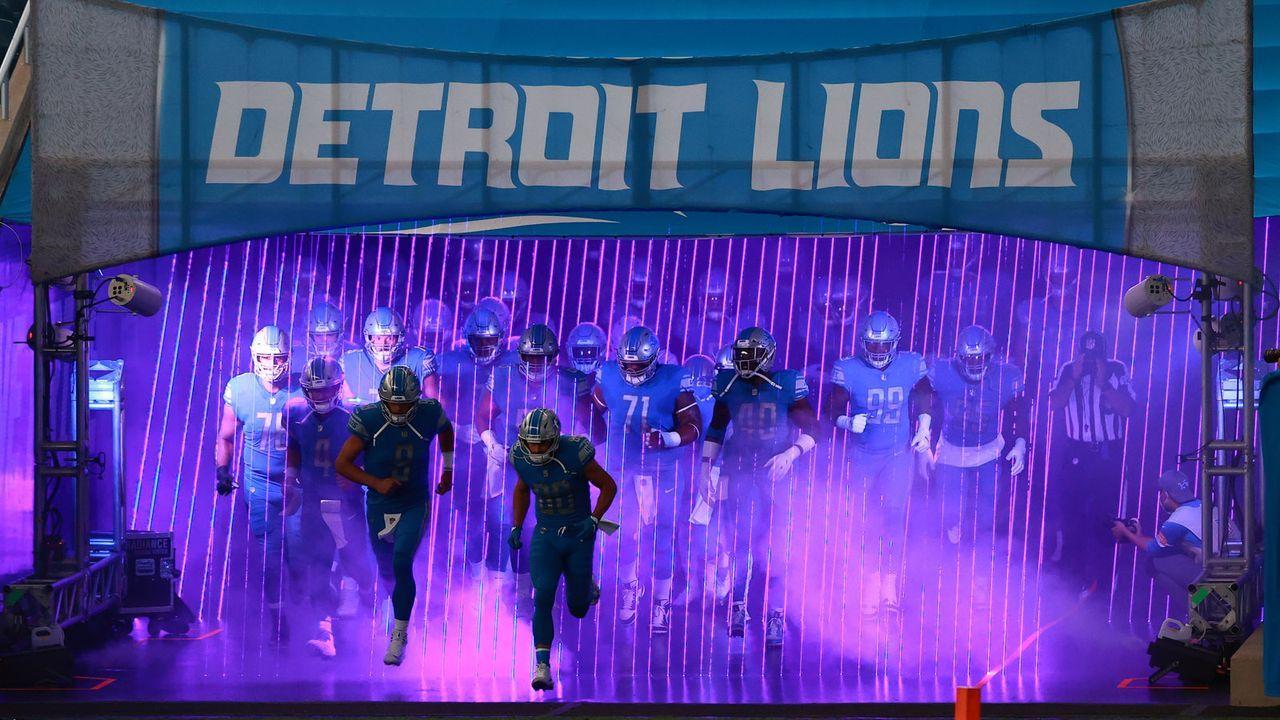 Negativserie der Detroit Lions im US-Profisport einsame Spitze - Bildquelle: 2020 Getty Images