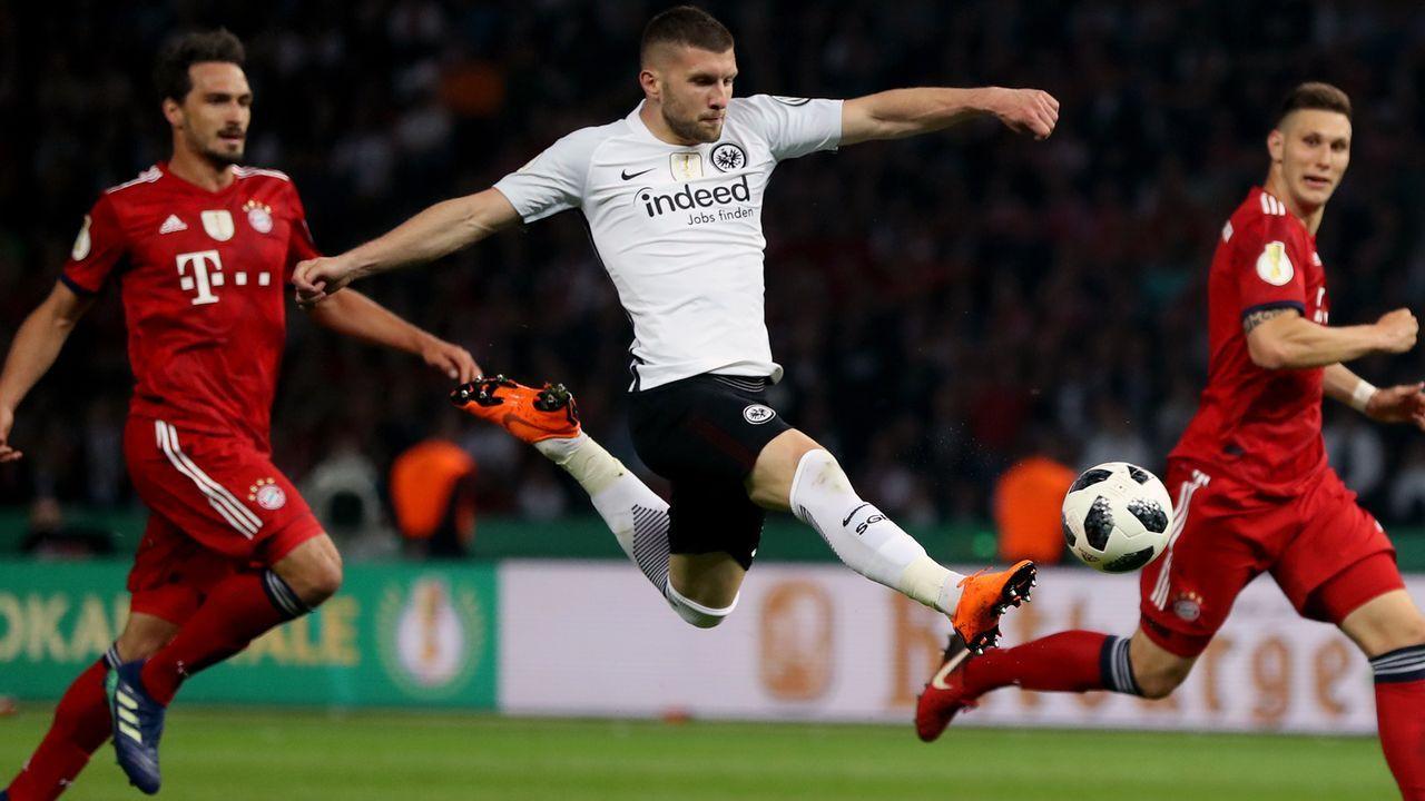 Ante Rebic (Eintracht Frankfurt) - Bildquelle: 2018 Getty Images