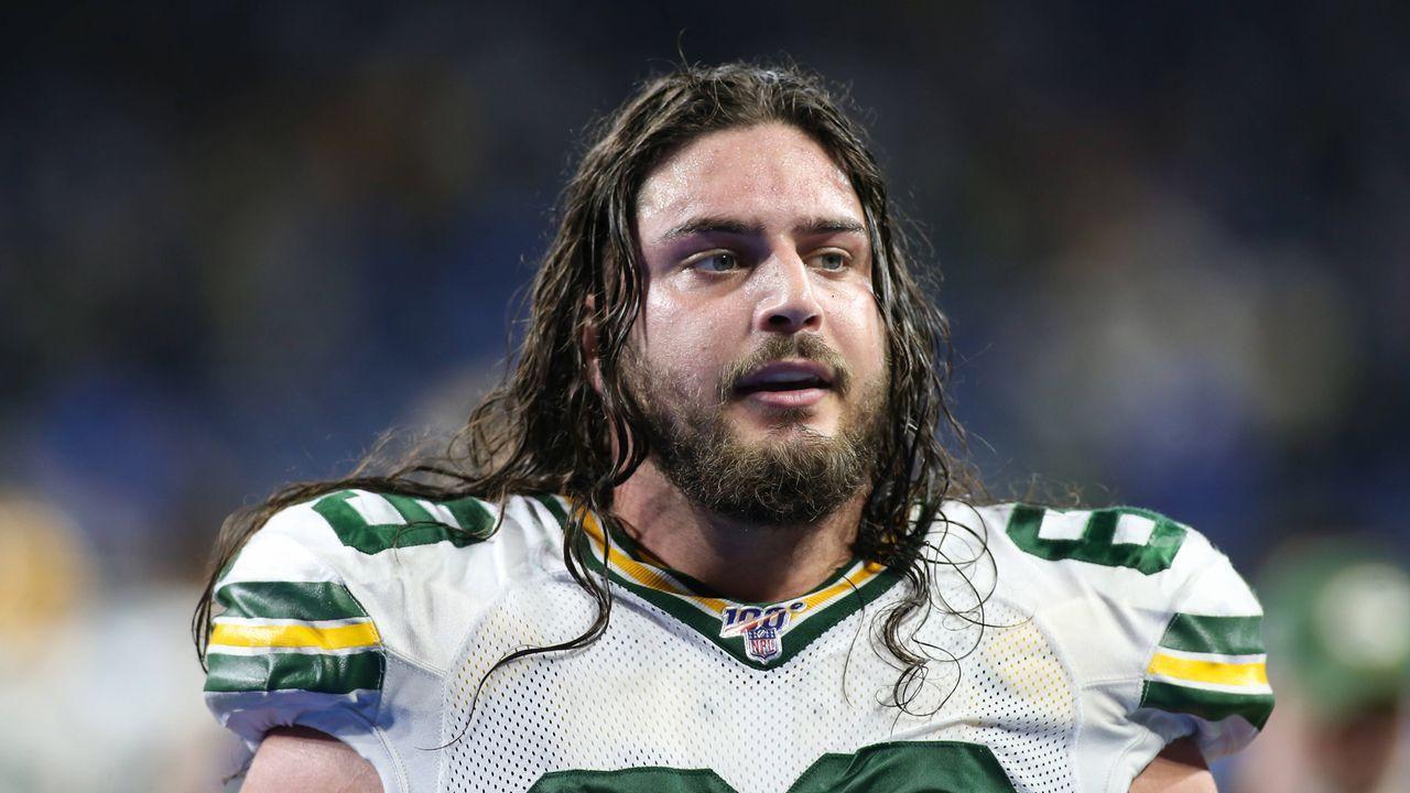 David Bakhtiari (Green Bay Packers) - Bildquelle: imago images/Icon SMI