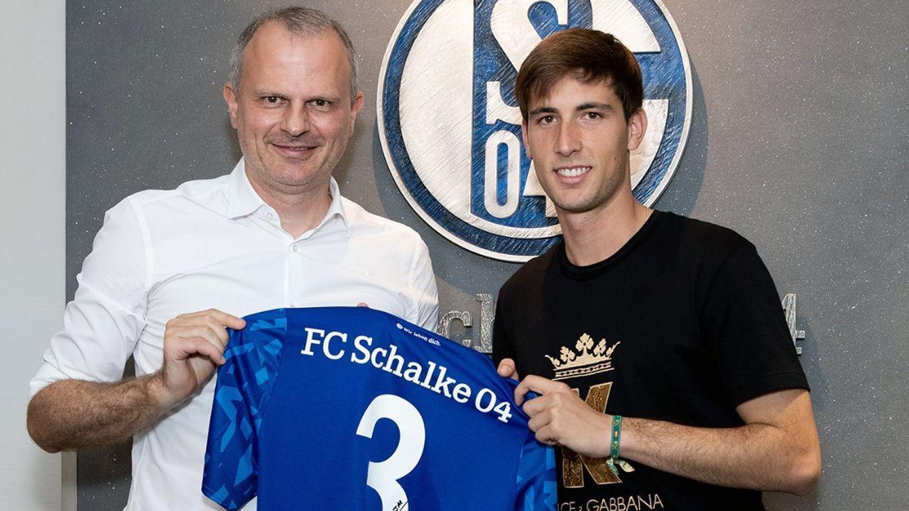 Juan Miranda (FC Schalke 04) - Bildquelle: twitter@s04