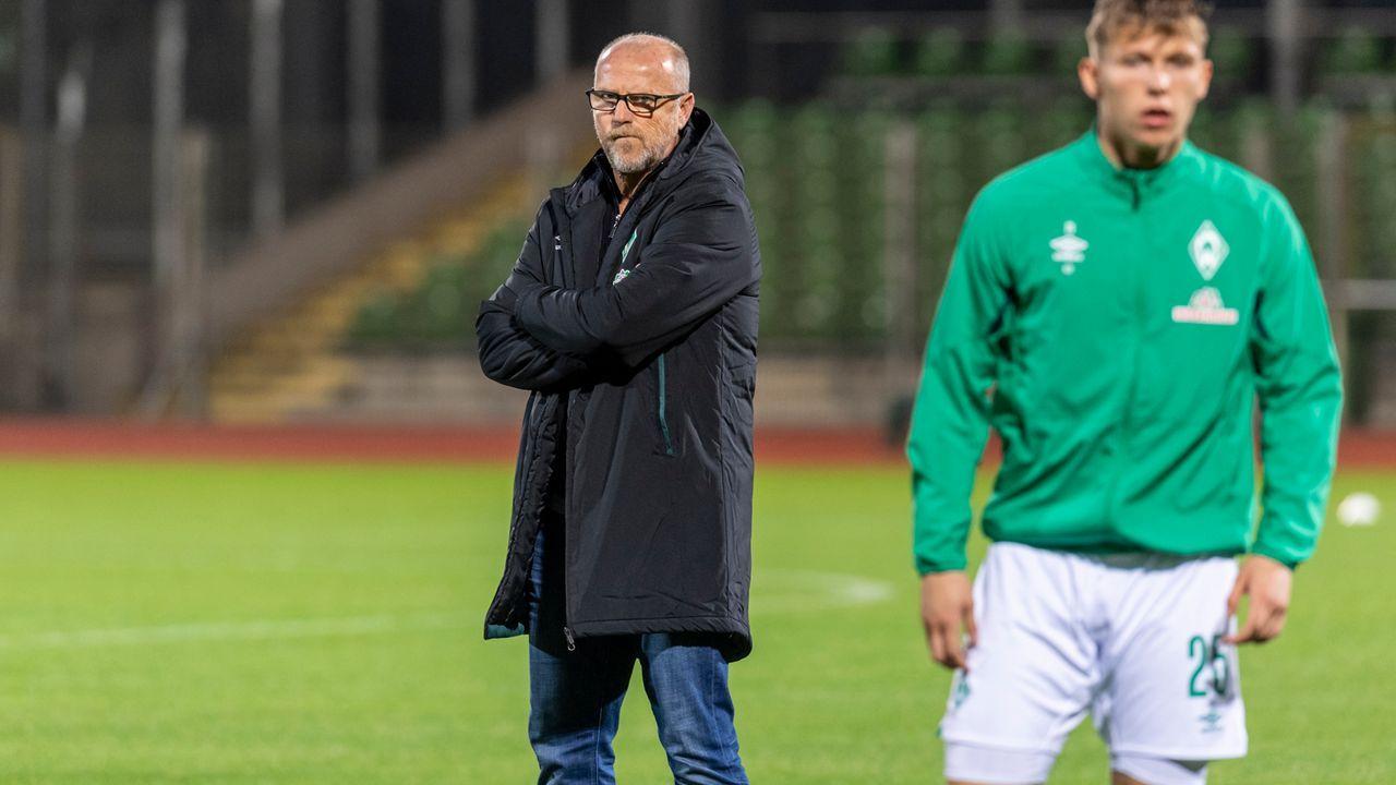 Thomas Schaaf (Werder Bremen, Technischer Direktor) - Bildquelle: imago images/Nordphoto