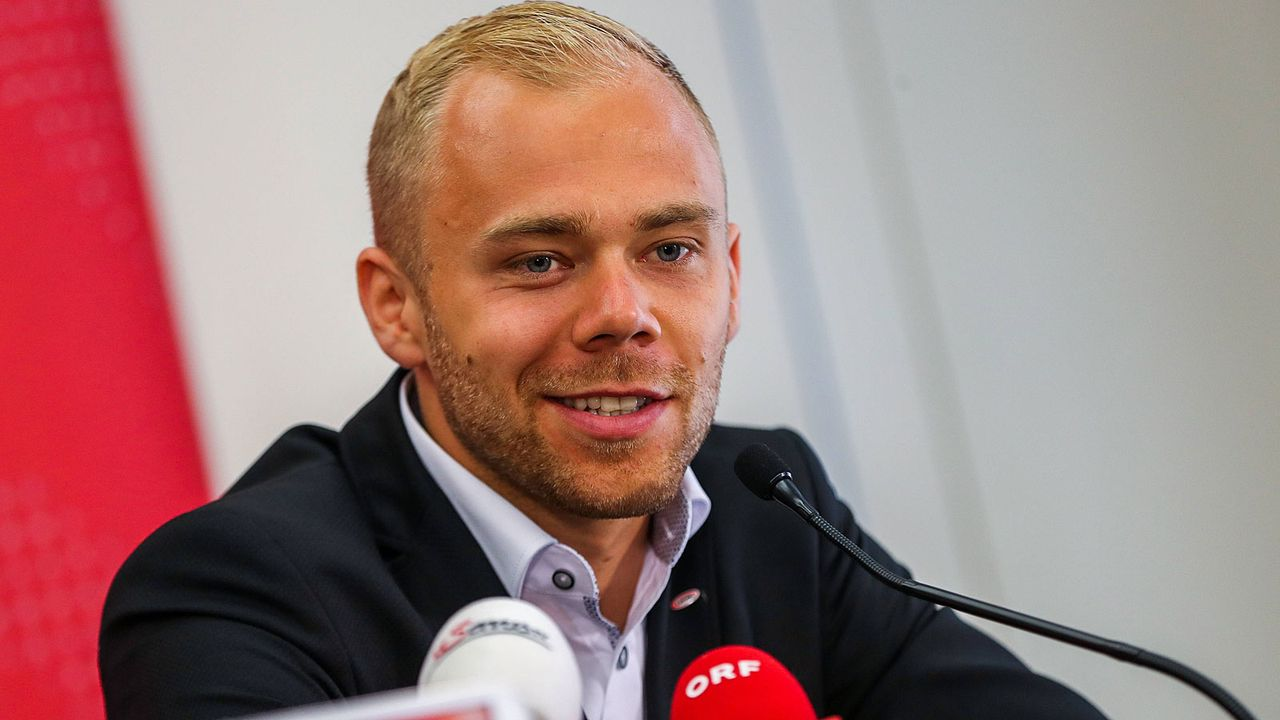 Alexander Schlager (Tor) - Bildquelle: imago images / GEPA pictures