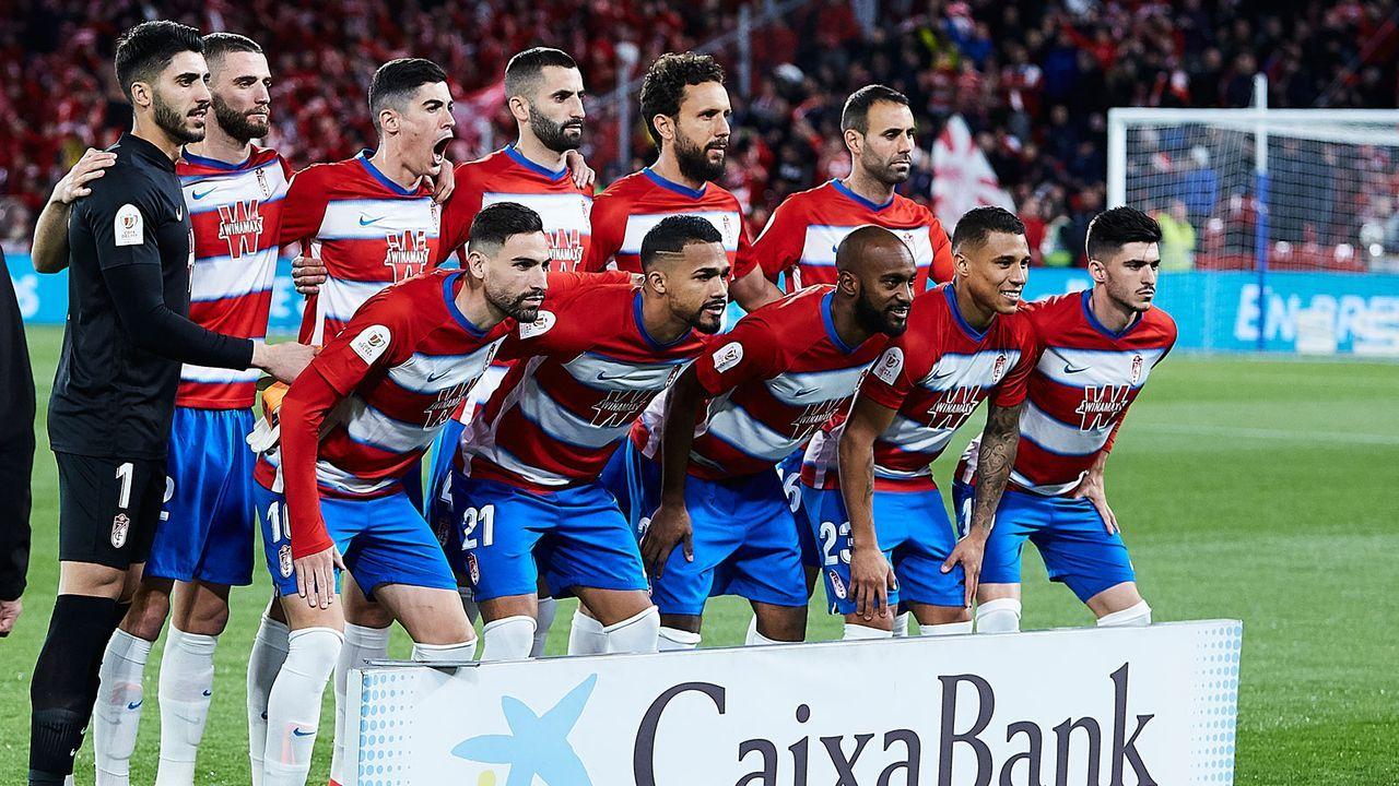 9. FC Granada - Bildquelle: 2020 Getty Images