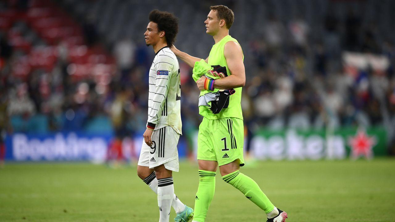 8. Platz: Deutschland - Bildquelle: Getty Images