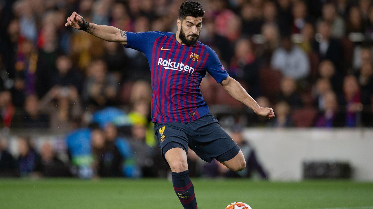 FC Barcelona (La Liga/Spanien) - Bildquelle: 2019 Getty Images