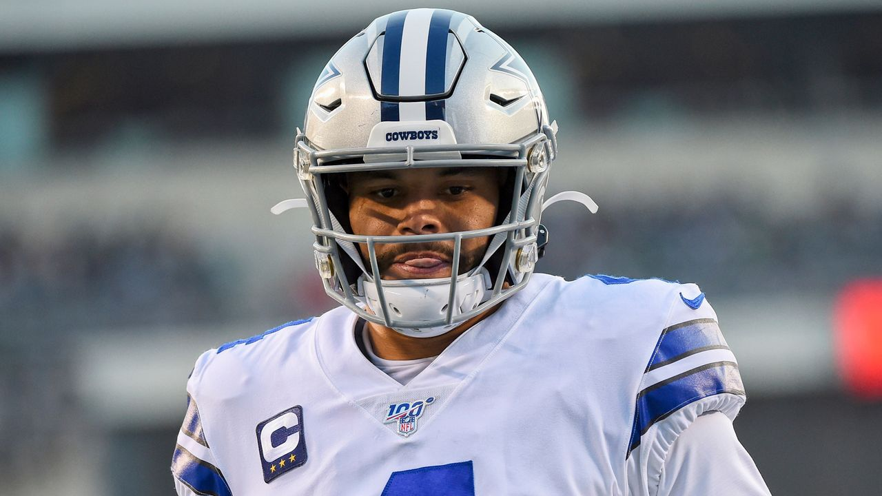 Dak Prescott (Dallas Cowboys) - Bildquelle: imago images/Icon SMI