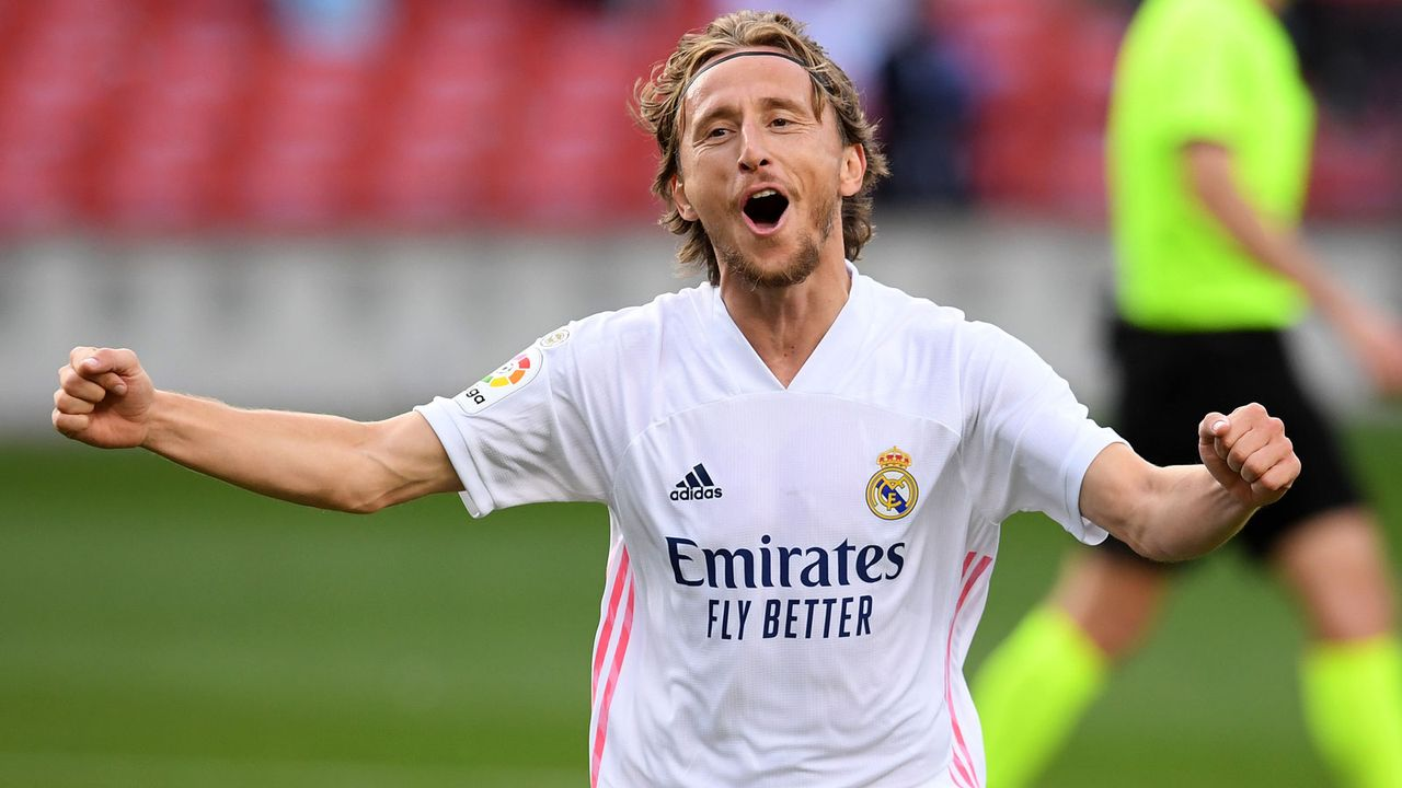 Luka Modric (35) - Bildquelle: 2020 Getty Images