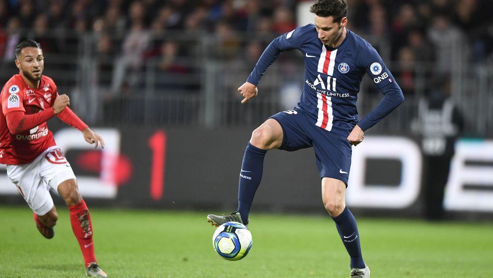 Julian Draxler hatte am Sieg von Paris St.-Germain seinen Anteil - Bildquelle: imago images/PanoramiC