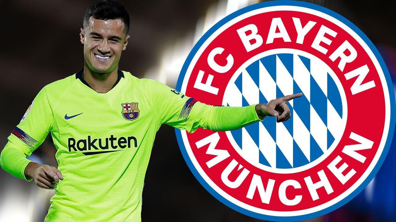 Philippe Coutinho: So tickt der neue Superstar von Bayern München - Bildquelle: 2018 Getty Images