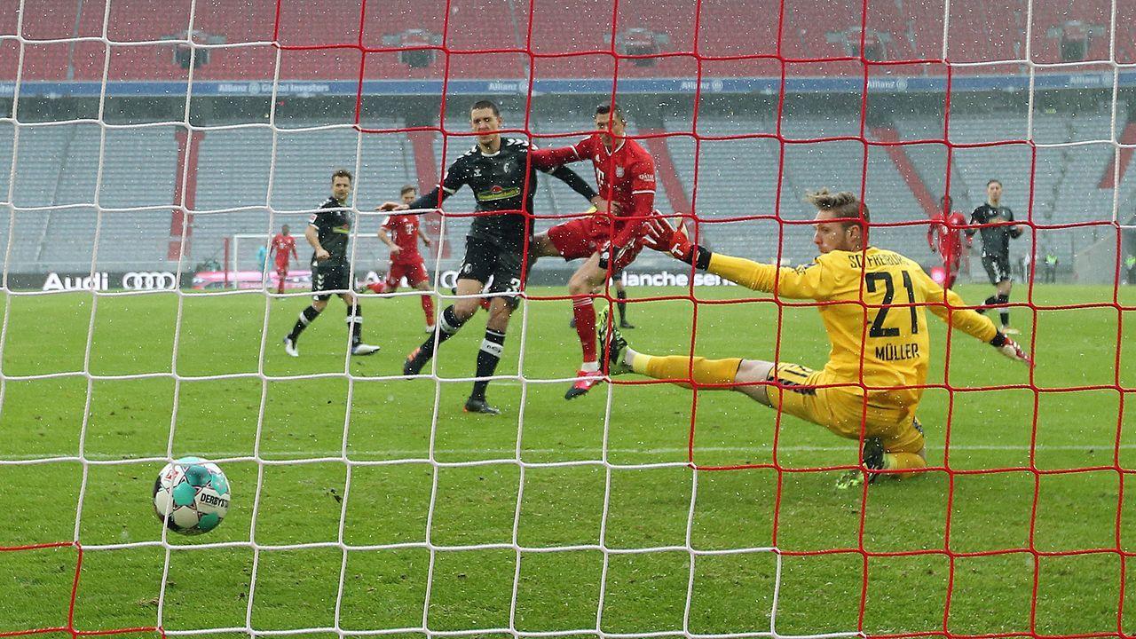 Mehr als 20 Hinrunden-Tore: Robert Lewandowski knackt nächsten Bundesliga-Rekord - Bildquelle: 2021 Getty Images