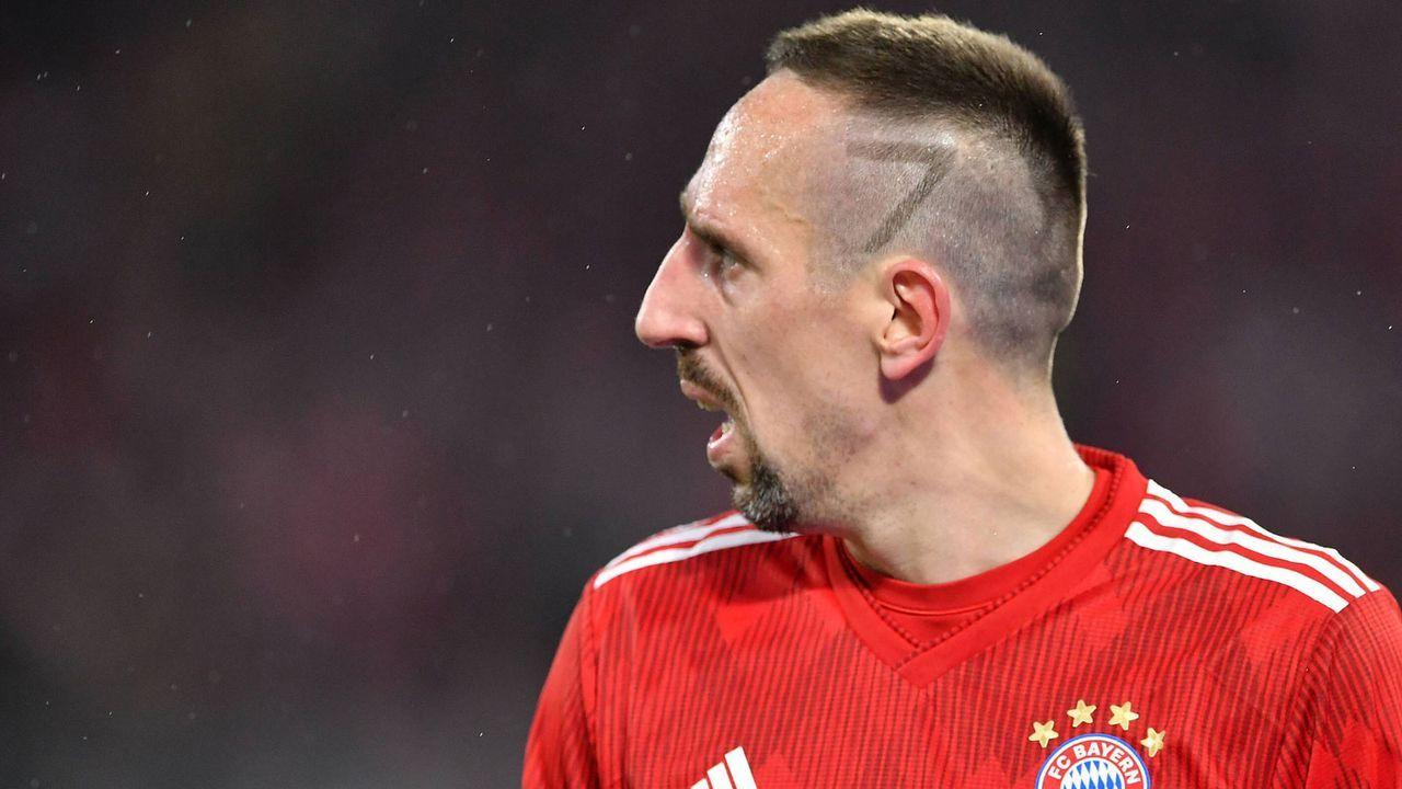 Franck Ribery (FC Bayern) - Bildquelle: imago