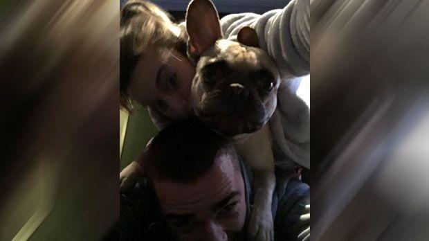 Hundeliebhaber: Antoine Griezmann - Bildquelle: Instagram/antogriezmann