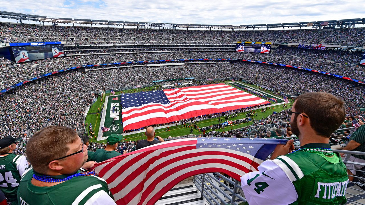 New York Jets und New York Giants: MetLife Stadium - Bildquelle: Getty Images