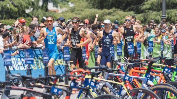 Triathlon Roth 2021