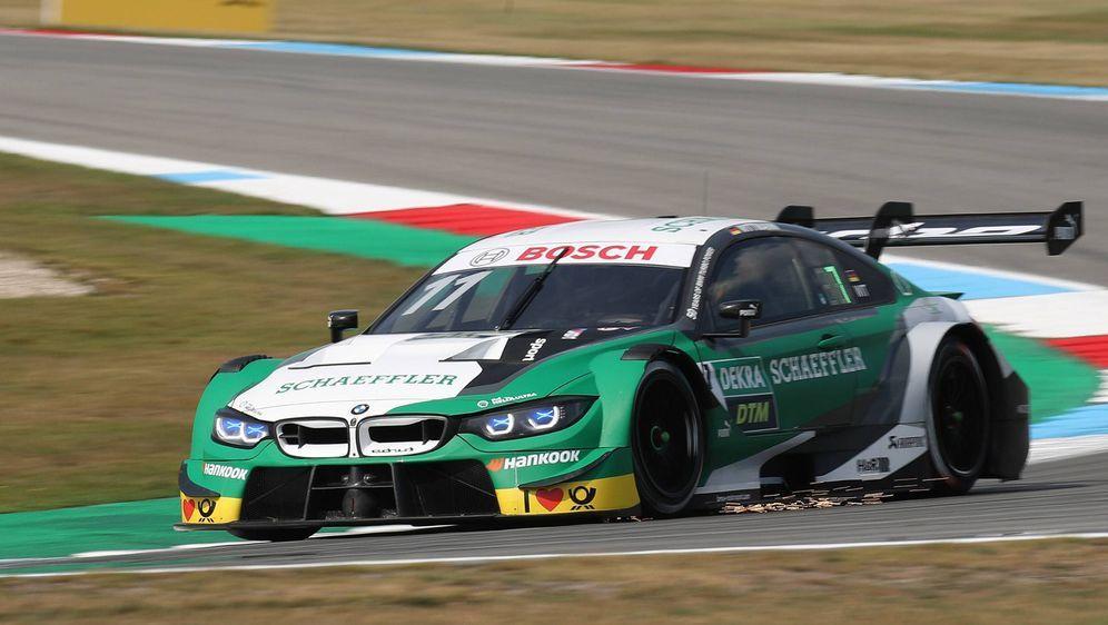 Pole Position für Marco Wittmann. - Bildquelle: imago images / Pakusch