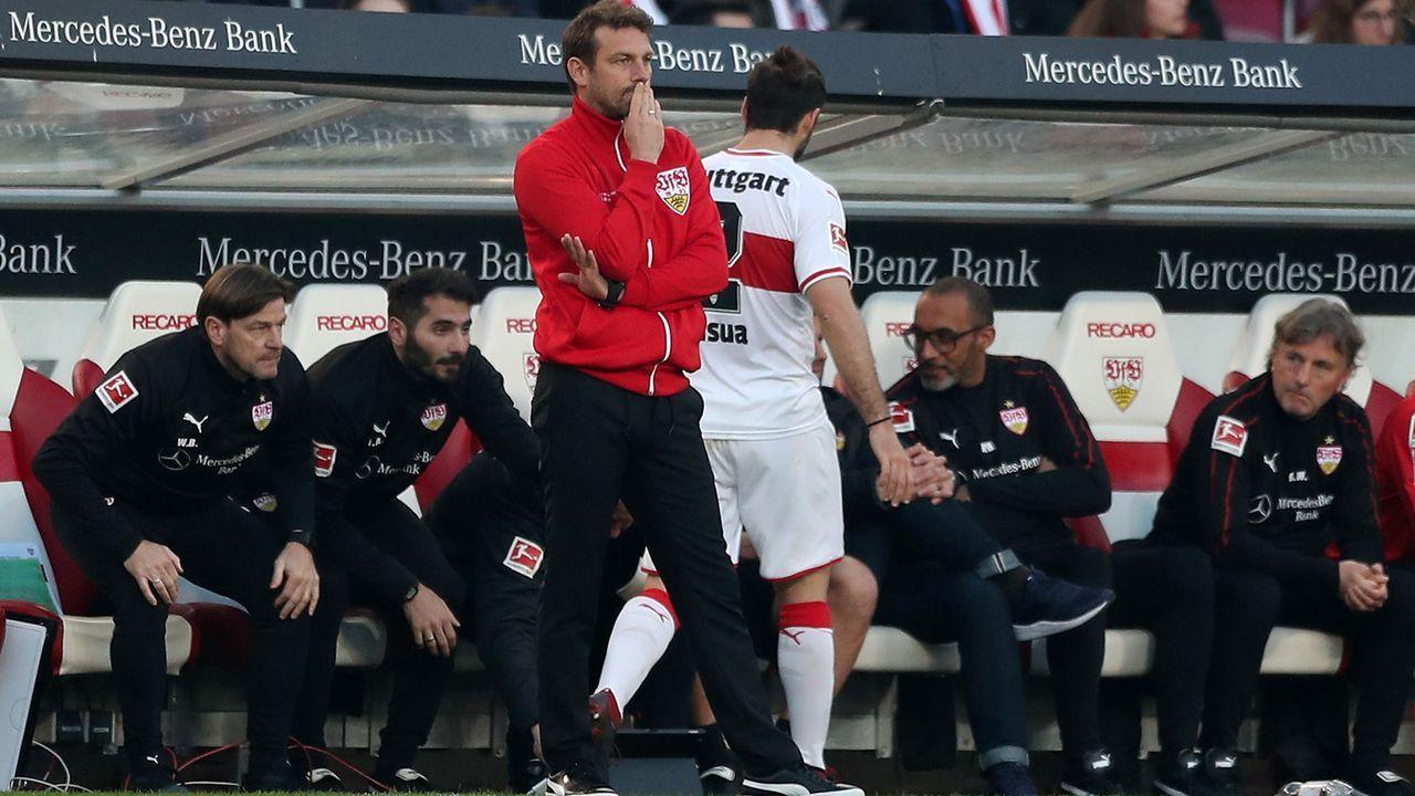 8. Platz: VfB Stuttgart - Bildquelle: 2019 Getty Images